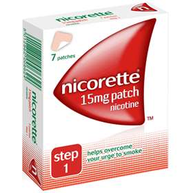 nicotine patch instructions use