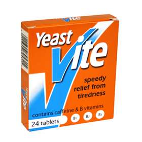Yeast Vite Tablets 24