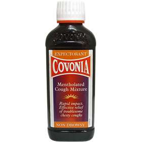 Covonia Mentholated Cough Mixture 300ml