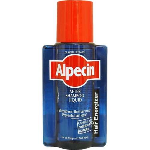 Image of Alpecin After Shampoo Caffeine Liquid 200ml (blue)
