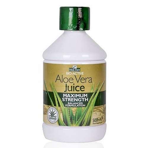 Image of Aloe Vera Juice Maximum Strength 500ml
