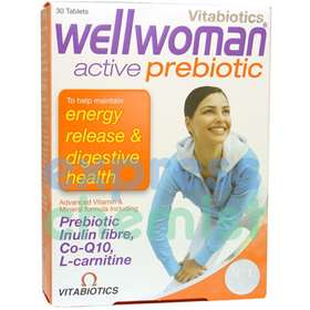WellWoman Active Prebiotic Tablets 30