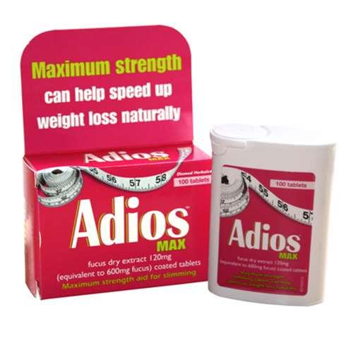 Image of Adios MAX (100)