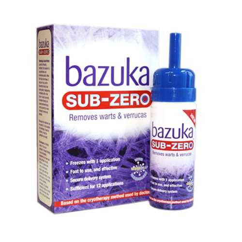 Image of Bazuka Sub-Zero 50ml