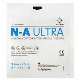 NA-Ultra Silicone Knitted Dressing Small