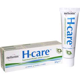 Nelsons H+care Haemorrhoid Relief Cream 30g