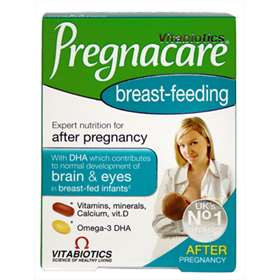 Pregnacare Breast-feeding Dual Pack 84