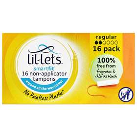 Lil-Lets Regular Tampons 16