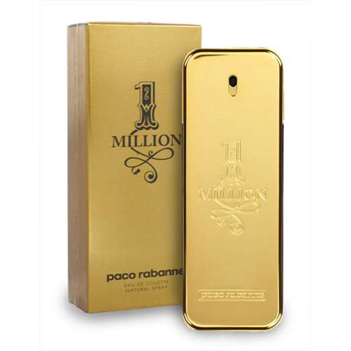 Paco Rabanne One Million For Men Eau De Toilette 100ml Spray