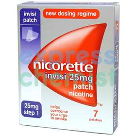 Nicorette Invisi Patches Step 1 - 25mg (7)