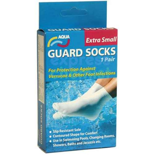 Image of Aqua Guard Socks (Extra Small)