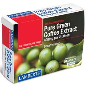 Lamberts Pure Green Coffee Extract (60)