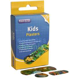 Patch & Go Kids Plasters 16