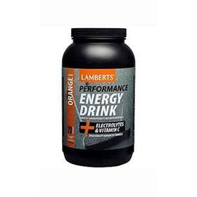 Lamberts Energy Drink Orange 1000g