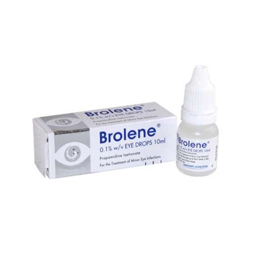 Image of Brolene Eye Drops 10ml