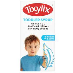 Tixylix Toddler Syrup 3 months - 5 years 100ml