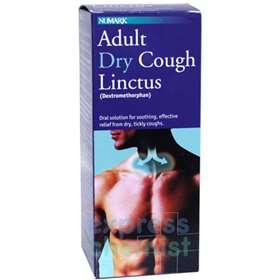 Adult dry cough linctus pic 421