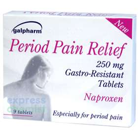 Galpharm Period Pain Relief Tablets x9