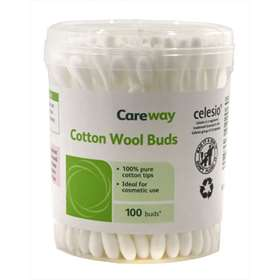Cotton Buds 100 (100% Pure Cotton)