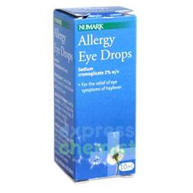 Numark Allergy Eye Drops 10ml