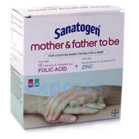 Sanatogen Mother & Father To Be
