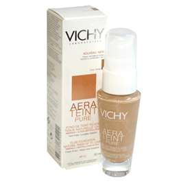 Vichy Aera Teint Pure Fluid Foundation for Normal to Combination Skin Honey 46 SPF 20 30ml