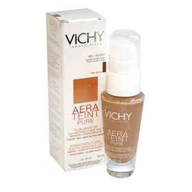 Vichy Aera Teint Pure Fluid Foundation for Normal to Combination Skin Bronze 58 SPF 20 30ml