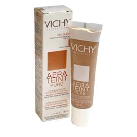 Vichy Aera Teint Pure Cream Foundation SPF 20 for Dry Skin 30ml Sand 35