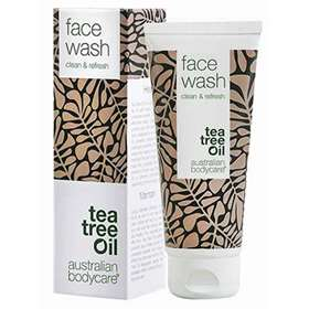 Australian Bodycare Tea Tree Clean And Refresh Face Wash 100ml