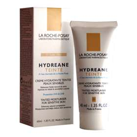 La Roche-Posay Hydreane Teinte Tinted Moisturiser for Sensitive Skin 40ml 01-Sand