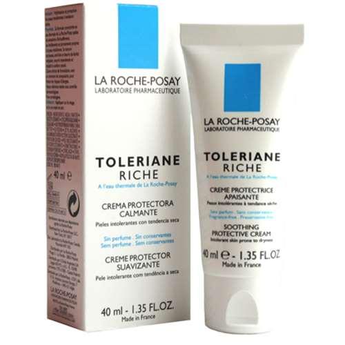 Image of La Roche-Posay Toleriane Riche For Dry Skin 40ml