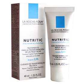 La Roche-Posay Nutritic 5% Ultra-Fine Emulsion for Very Dry Skin 40ml