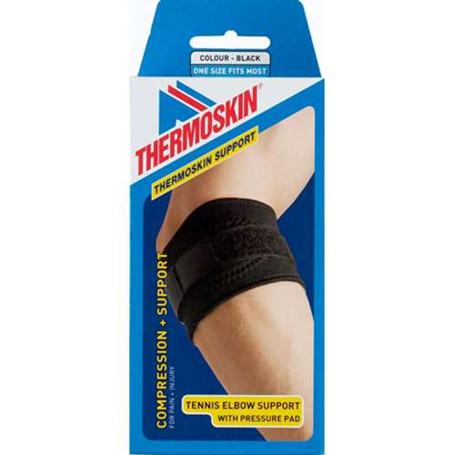 Thermoskin Elastic Tennis Elbow with Pressure Pad Support 1 Size 80196