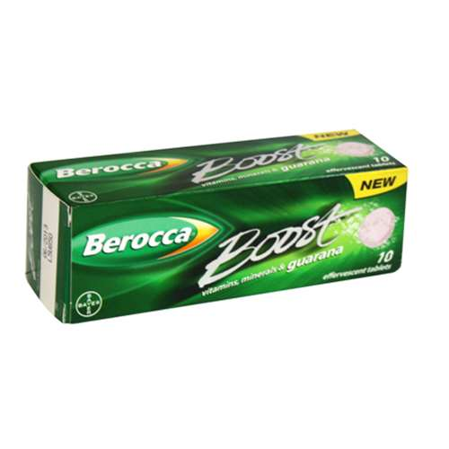 Image of Berocca Boost 10