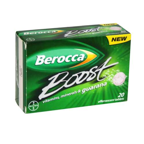 Image of Berocca Effervescent Tablets 20