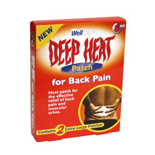 Deep Heat Patch For Back Pain 2