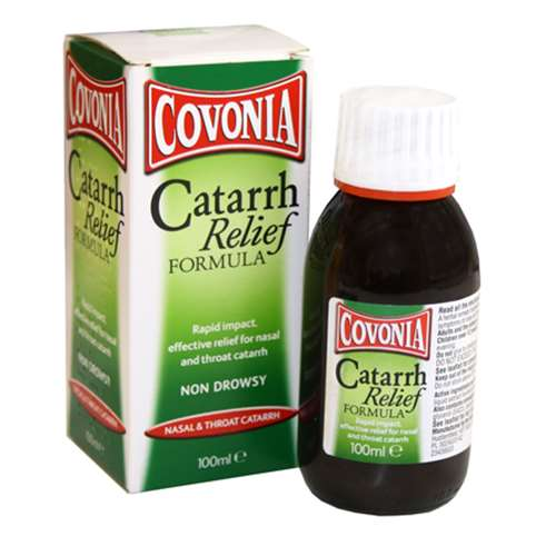 Image of Covonia Catarrh Relief Formula 100ml