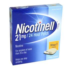 Nicotinell Patch Step 1 21mg 7