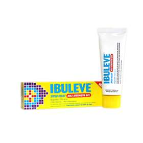 Ibuleve Speed Relief Maximum Strength Gel 40g