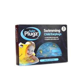 Swim Plugz Swimming Child Earplugs