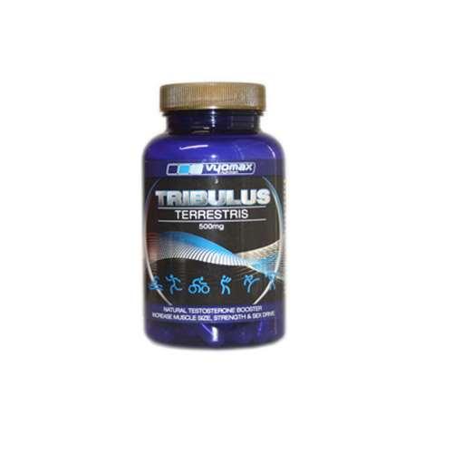 Vyomax Nutrition Tribulus Terrestris 500mg 100 Capsules