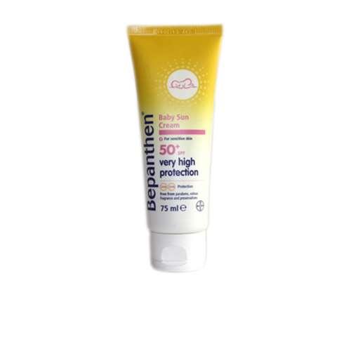 Image of Bepanthen Baby Sun Cream 75ml