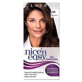 Clairol Nice 'n Easy Demi-Permanent Hair Colour Up To 24 Washes 765 Medium Brown