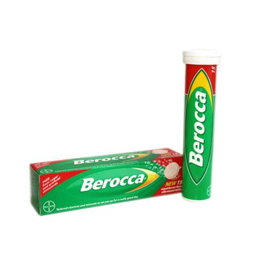Image of Berocca Mixed Berries 15