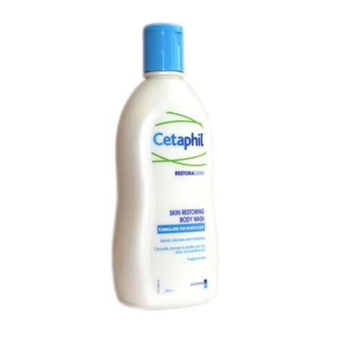 Image of Cetaphil Skin Restoring Body Wash 295ml