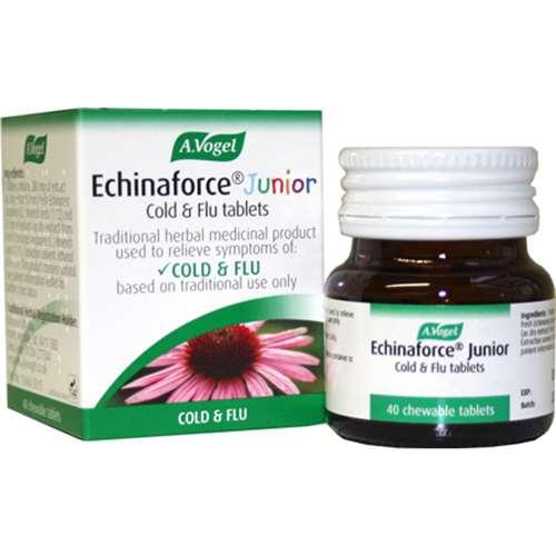 A. Vogel Echinaforce Chewable Tablets 40