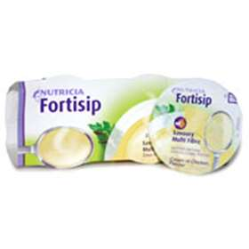 Fortisip Savoury Multi Fibre Cream Of Chicken 2x 200ml