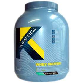 Kinetica Whey Protein Mint Chocolate 2.27kg