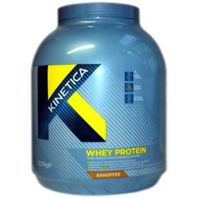 Kinetica Whey Protein Banoffee 2.27kg