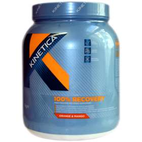 Kinetica 100% Recovery Orange and Mango 1kg